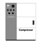 コンプレッサーとは|誰でもわかる!工作機械の周辺機器を徹底解説
